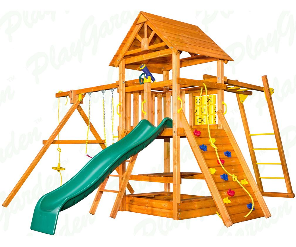 Городок Playgarden High Peak Superior (рукоход)