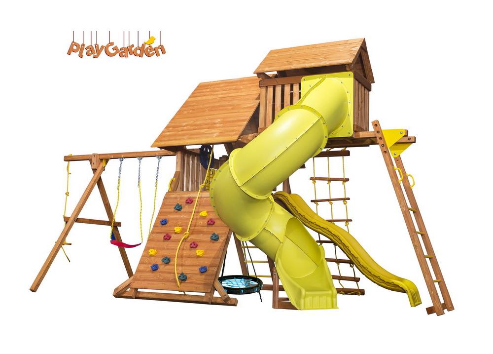 Playgarden Original Castle Turbo