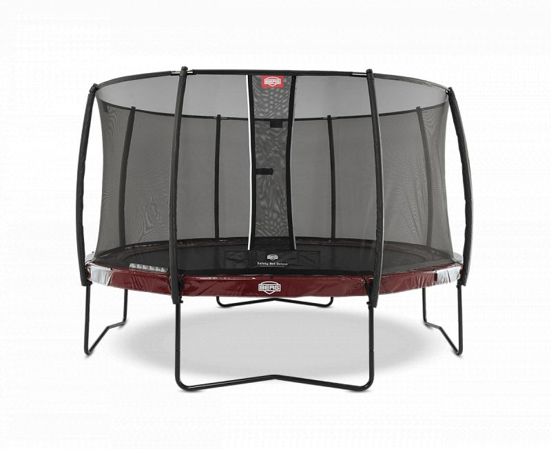 BERG Elite Red 330 + Safety Net Deluxe