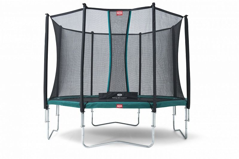 BERG Favorit 430 Tattoo + Safety Net Comfort